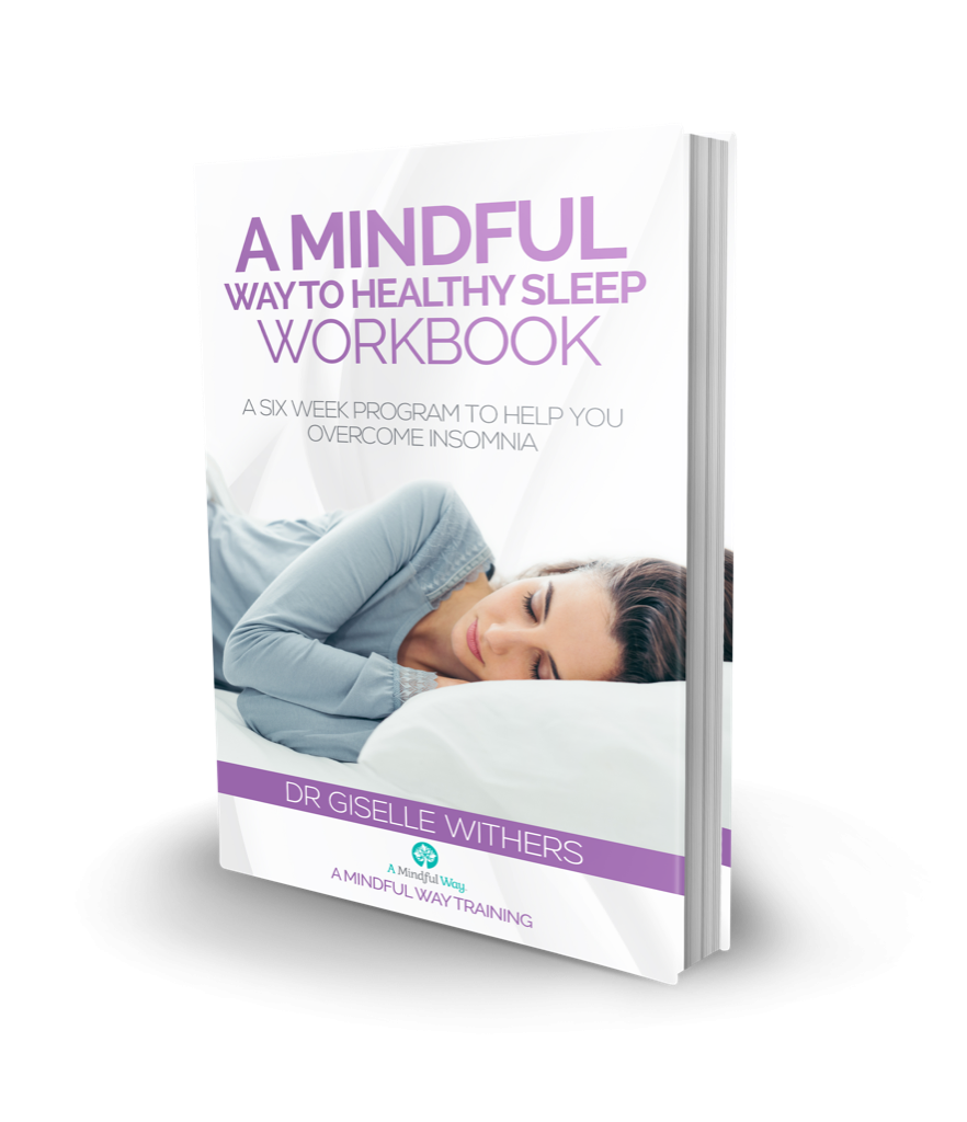 A Mindful Way to healthy sleep workbook